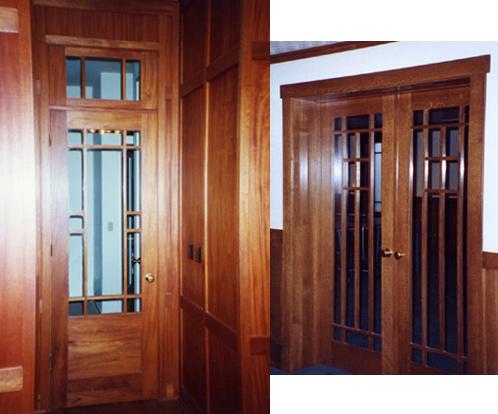 Arts And Crafts Doors