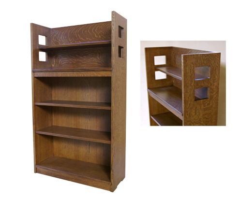 custom and reproduction arts and crafts furniture