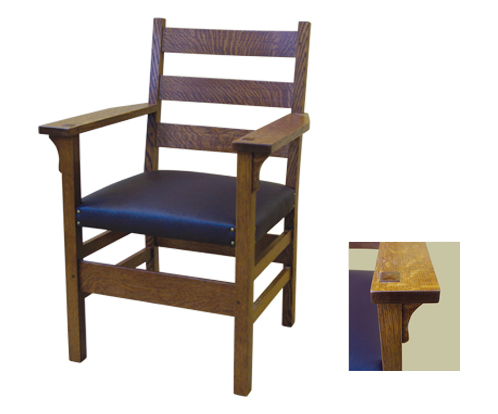 stickley dining chair 2
